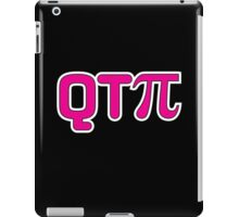 QT Pi (Cutie Pie) iPad Case/Skin
