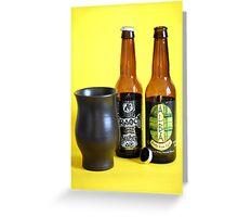 Scottish Ale Greeting Card