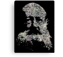 kropotkin is not a planet Canvas Print