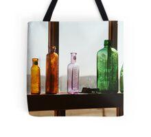 Bottles, Silverton Cafe, Outback Australia Tote Bag