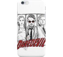 Daredevil Comic iPhone Case/Skin