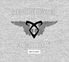 Welcome to Shadowhunter Academy Womens Fitted T-Shirt