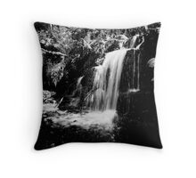 Water, light and shadow Throw Pillow