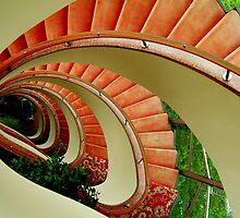 Stairs by Joe Mortelliti