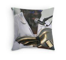 James Blood Ulmer Throw Pillow