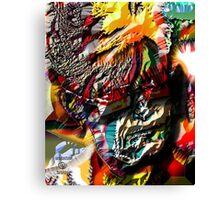 ENTER GALLACTIC MAMA Canvas Print