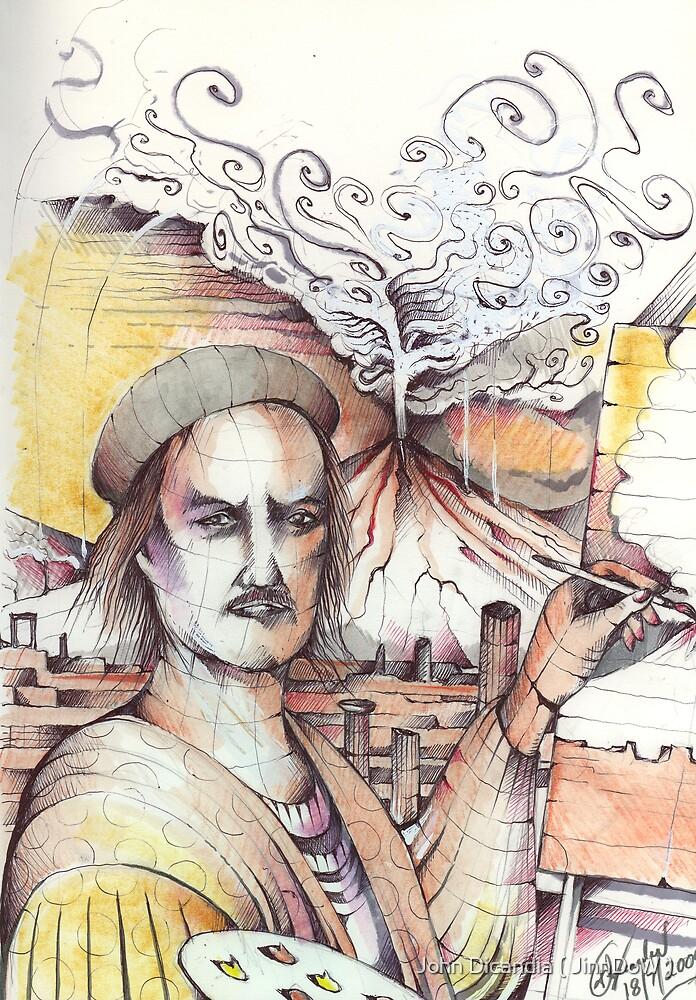 Madvlad  by John Dicandia  ( JinnDoW )