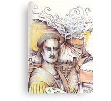 Madvlad  Canvas Print