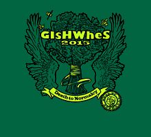 "GiShWhes ""Death to Normalcy"" Kale Shirt--GREEN (Support Random Acts Charity!) Womens Fitted T-Shirt"