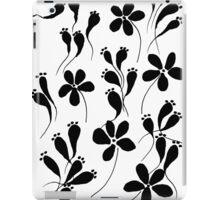 BW Garden iPad Case/Skin