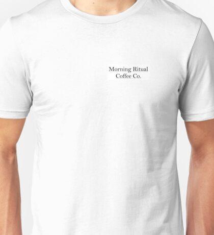 Morning Ritual Coffee Co. Unisex T-Shirt