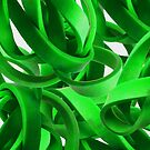 Entanglement in Green by Orla Cahill