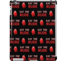 Hannibal : Eat The Rude iPad Case/Skin