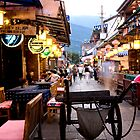 Street of Dali Yunan Province Southern China by MiImages