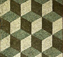 Mosaic Floor by John Nelson