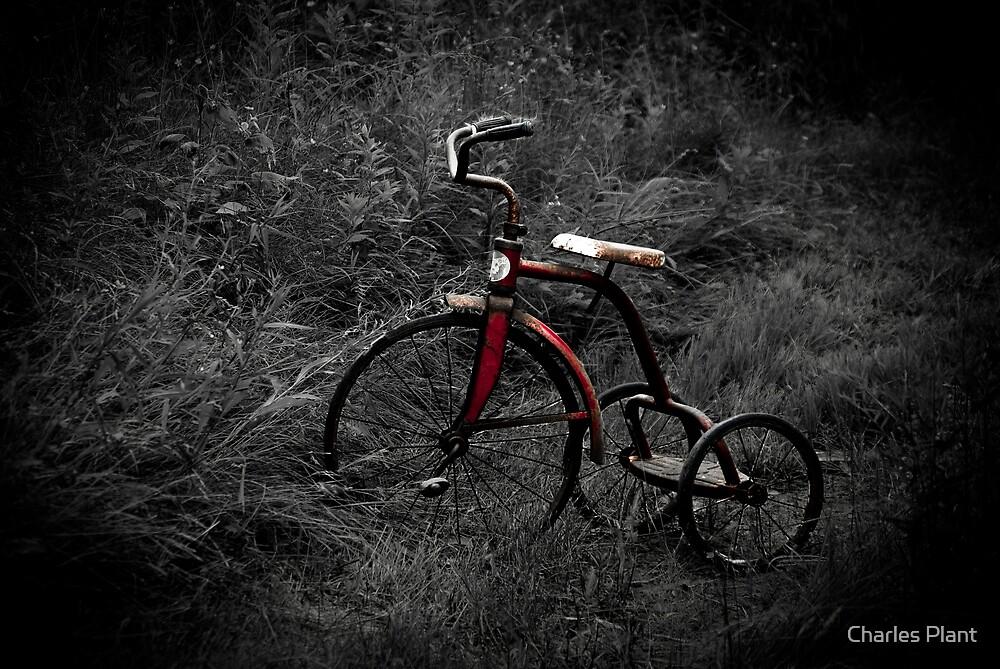 Wheels of Memories by Charles Plant