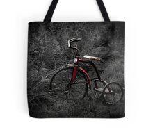 Wheels of Memories Tote Bag