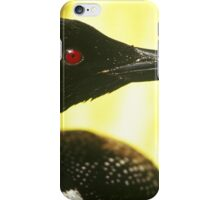 Special Common Loon iPhone Case/Skin