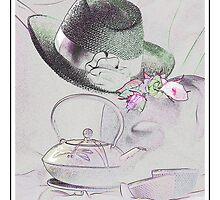 Tea For Two. by DigitallyStill