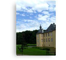 Eiks Castle Canvas Print