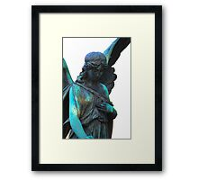 I am here with you Framed Print