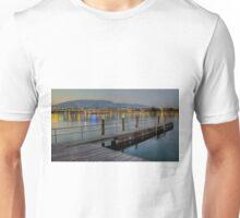 Bains des Paquis towards the Saleve Unisex T-Shirt