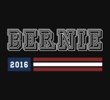 Bernie Sanders 2016 by Samuel Sheats