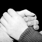 Holding Hands by Heather Rampino