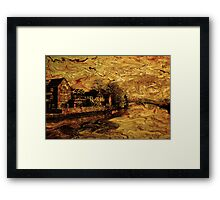 The Granery Framed Print