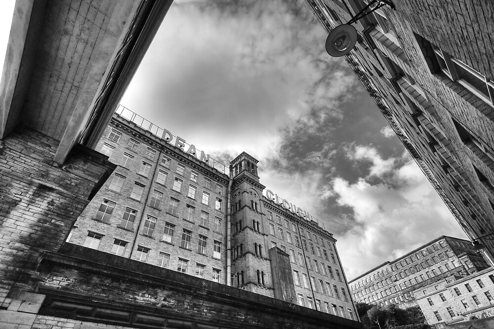 Dean Clough Mills, Halifax by dlsmith