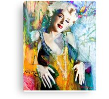 MM 126 yellow Canvas Print