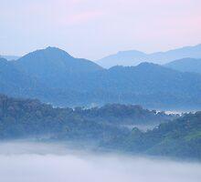 Sungei Lembing Sunrise by averynkh