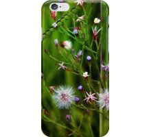 I'd rather be a weed than smell of roses cultured seed iPhone Case/Skin