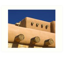 New Mexico Detail Art Print