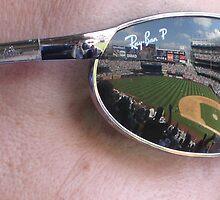 Reflections on Yankee Stadium by cebrfa