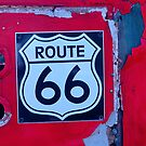 Route 66 sign, Arizona by fauselr