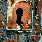 Locked Away by brittany m. photography
