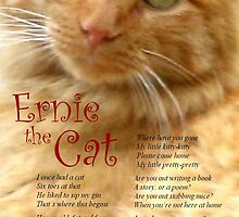 Ernie the Cat by Prismcrow