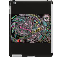 Psychedelic dream iPad Case/Skin