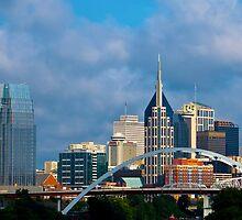 Nashville Skyline by gregvm