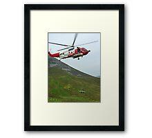 Rescue 118 Framed Print