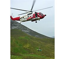 Rescue 118 Photographic Print
