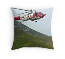 Rescue 118 Throw Pillow