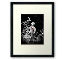 I choose you today  Framed Print
