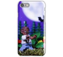Lego Werewolf iPhone Case/Skin