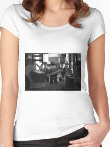Lego Mobster Women's Fitted Scoop T-Shirt