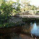Coakleys Island Bridge by linmarie