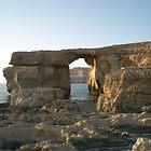 Azure Window Gozo by FrankZ