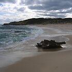 Blairgowrie ocean beach. by FrankZ