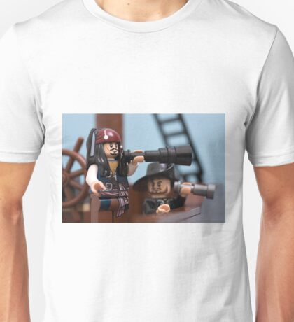 Mine's bigger than yours! Unisex T-Shirt